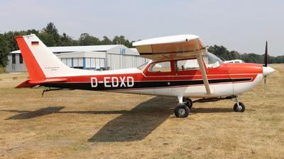 D-EDXD - Reims-Cessna FR172G Rocket - Private