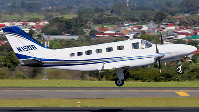 N15DB - Cessna 441 Conquest - Private