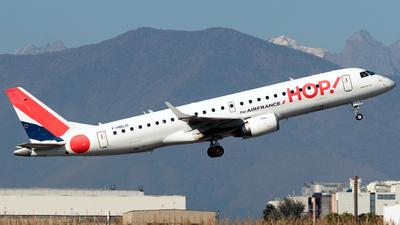 F-HBLD - Embraer 190-100LR - HOP! for Air France