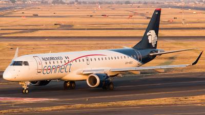 XA-AEC - Embraer 190-100IGW - Aeroméxico Connect
