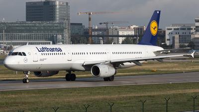 D-AIRM - Airbus A321-131 - Lufthansa