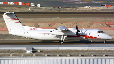 A6-ADD - Bombardier Dash 8-315 - Abu Dhabi Aviation