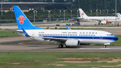 B-5236 - Boeing 737-71B - China Southern Airlines