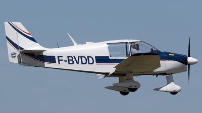 F-BVDD - Robin DR400/180 Régent - Private