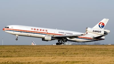 B-2175 - McDonnell Douglas MD-11(F) - China Cargo Airlines