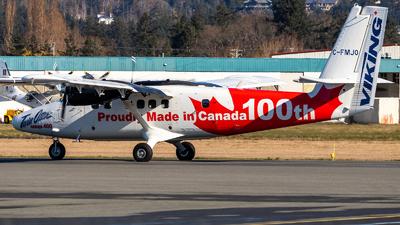 C-FMJO - Viking DHC-6-400 Twin Otter - Viking Aircraft