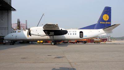 XY-AIO - Xian MA-60 - Myanma Airways