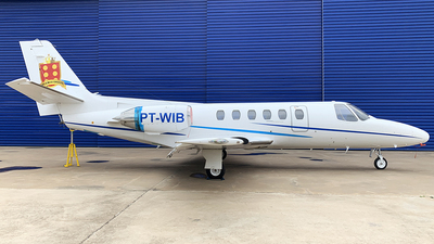 A picture of PTWIB - Cessna S550 Citation SII - [S5500137] - © Thiago Almeida Denz