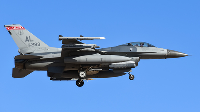 87-0283 - General Dynamics F-16C Fighting Falcon - United States - US Air Force (USAF)
