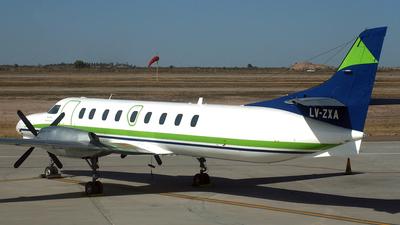 LV-ZXA - Fairchild SA227-DC Metro 23 - SAPSA - Servicios Aéreos Patagónicos