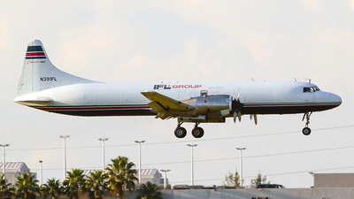 A picture of N391FL - Convair CV5800 - IFL Group - © Nelson Mejia