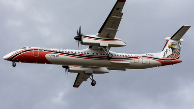 F-ZBMC - Bombardier Dash 8-Q400 - France - Sécurité Civile