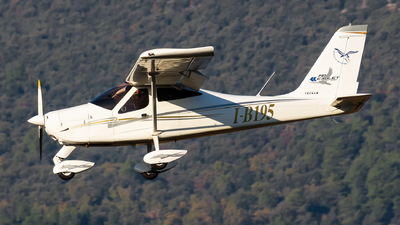 I-B195 - Tecnam P92 Eaglet Light Sport - Aero Club - Terni