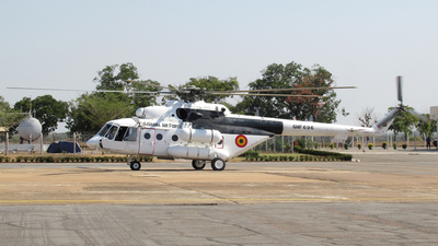 GHF696 - Mil Mi-171Sh Baikal - Ghana - Air Force