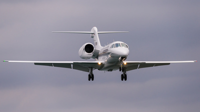 D-BTEN - Cessna 750 Citation X - ACM Air Charter