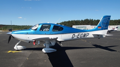 D-EGMP - Cirrus SR22-GTS Turbo - Private