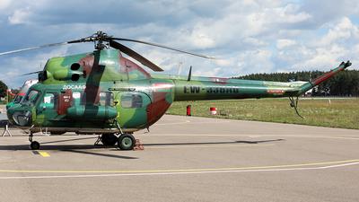 EW-336AO - PZL-Swidnik Mi-2 Hoplite - Belarus - DOSAAF
