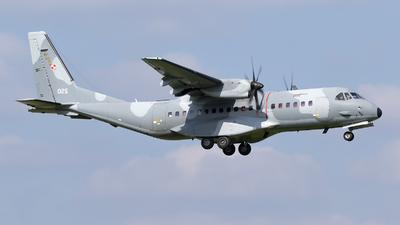 025 - CASA C-295M - Poland - Air Force