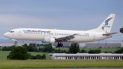 SX-MAH - Boeing 737-405 - Air Mediterranean