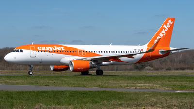 HB-JXL - Airbus A320-214 - easyJet Switzerland