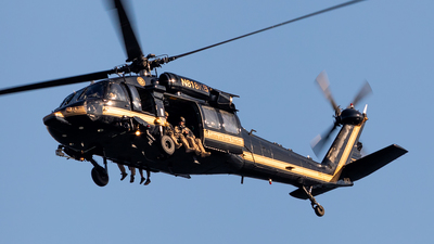 N818KB - Sikorsky HH-60L Blackhawk - United States - Customs and Border Protection