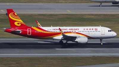 B-LPQ - Airbus A320-214 - Hong Kong Airlines