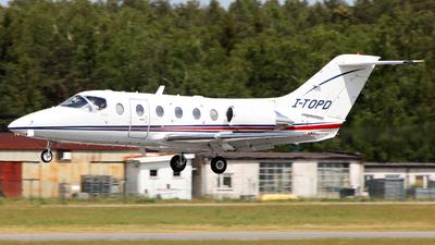 I-TOPD - Beechcraft 400A Beechjet - Private