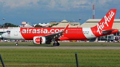 A picture of HSCBC - Airbus A320251N - AirAsia - © SOMPOL JUNLAMART