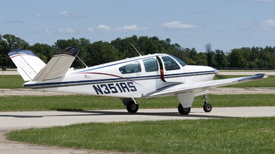 N351RS - Beechcraft V35 Bonanza - Private