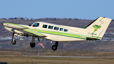 C-GWRM - Cessna 402B - Private