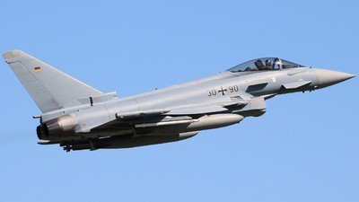 30-90 - Eurofighter Typhoon EF2000 - Germany - Air Force