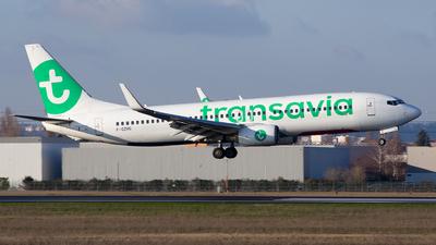 F-GZHS - Boeing 737-84P - Transavia France