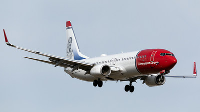 SE-RPC - Boeing 737-8JP - Norwegian