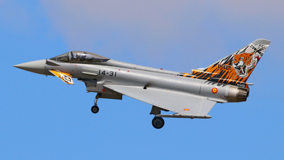 C.16-73 - Eurofighter Typhoon EF2000 - Spain - Air Force
