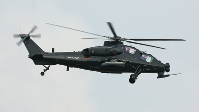 LH992122 - Changhe Z-10 - China - Army