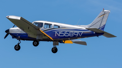 A picture of N5689V - Piper PA28181 - [287790498] - © Mark Szemberski