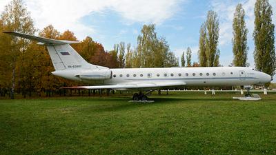 RA-65880 - Tupolev Tu-134A-3 - Voronezhavia