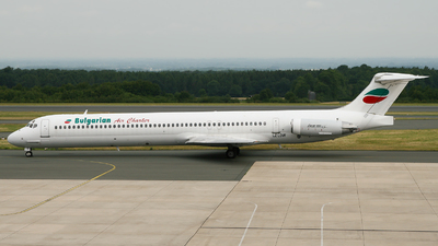 LZ-LDW - McDonnell Douglas MD-82 - Bulgarian Air Charter (BAC)