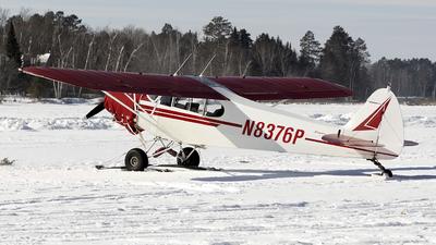 N8376P - Piper PA-18-150 Super Cub - Private