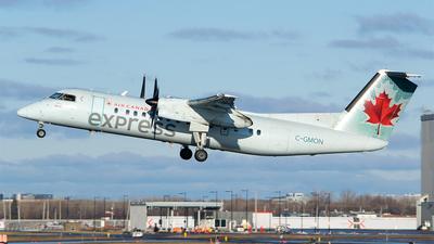A picture of CGMON - De Havilland Canada Dash 8300 - [131] - © RZ