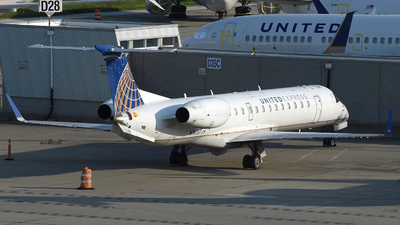 N14117 - Embraer ERJ-145XR - United Express (Trans States Airlines)