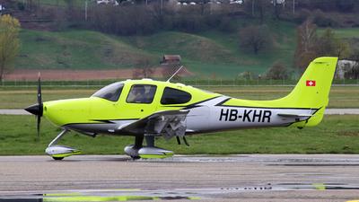 HB-KHR - Cirrus SR22-GTSx G3 Turbo - Private