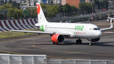 XA-VIK - Airbus A320-271N - VivaAerobus