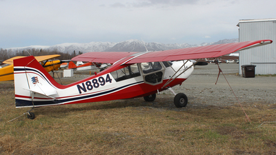 N8894 - Bellanca 7GCBC Citabria - Private