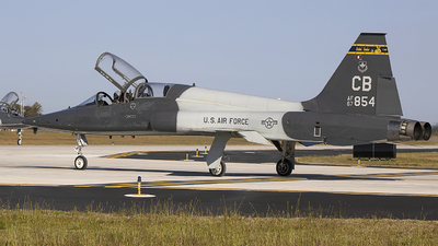67-14854 - Northrop T-38C Talon - United States - US Air Force (USAF)