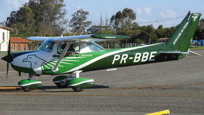 PR-BBE - Cessna 152 - Aero Club - Parana