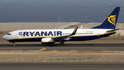 9H-QAR - Boeing 737-8AS - Ryanair (Malta Air)