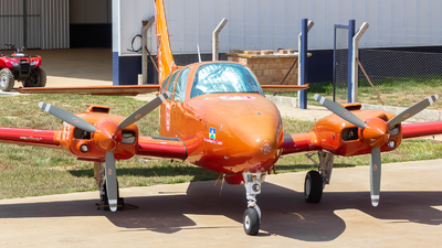 PT-LMU - Beechcraft 58 Baron - Brazil - Military Firefighters