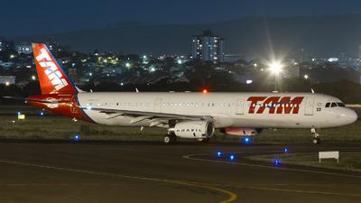 PT-MXD - Airbus A321-231 - TAM Linhas Aéreas