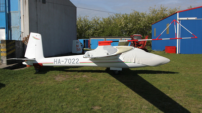 HA-7022 - Margañski & Myslowski Swift S-1 - Magyar Repülõ Szövetség